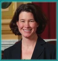 Minneapolis Ward 8 Council Member Elizabeth Glidden