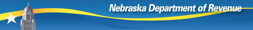 Nebraska Department of Revenue