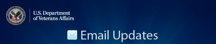 US Department of Veterans Affairs - Email Updates