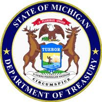Michigan Department of Treasury Seal
