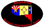 Southwest Incident management team logo
