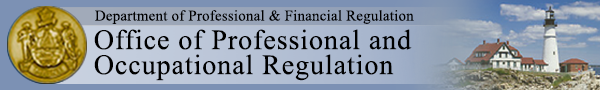 Department of Professional and Financial Regulation