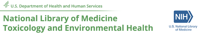 USNLM Toxicology and Environmental Health