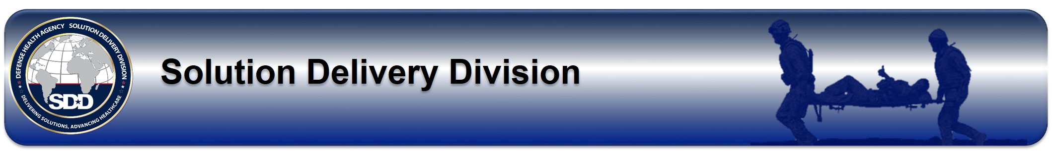 Solution Delivery Division Banner