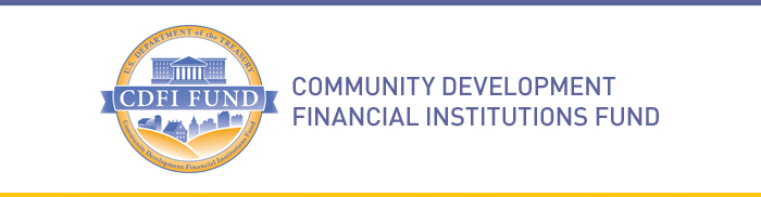 CDFI Fund, US Department of the Treasury