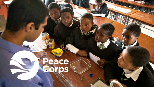 Sign Up for Peace Corps Updates