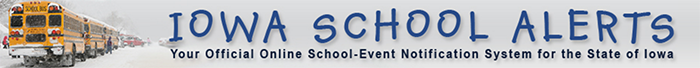 PCM Community School District Iowa School Alerts