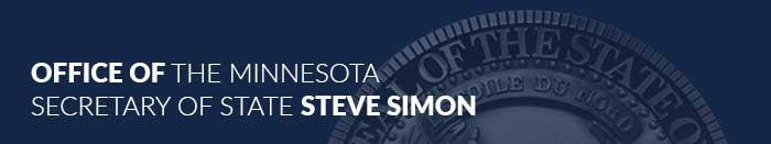 Minnesota Secretary of State Steve Simon