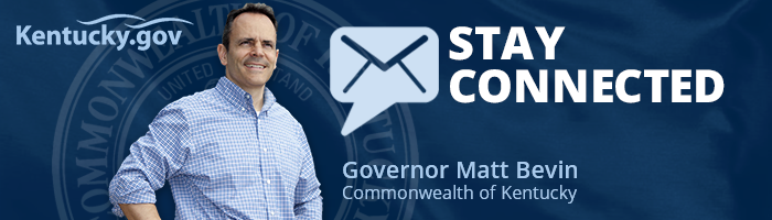 Kentucky Governor Matt Bevin's Updates