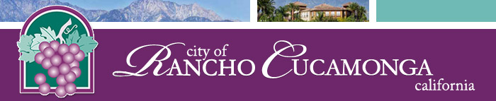 City of Rancho Cucamonga, California Email Updates