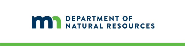 Minnesota Department of Natural Resources header