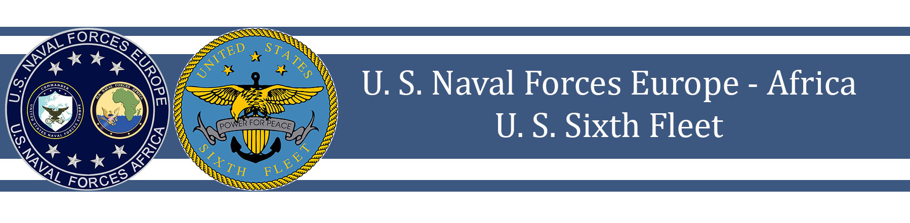 U.S. Naval Forces Europe - Africa / U.S. Sixth Fleet