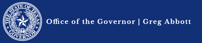 Learn more about the Office of the Governor | Greg Abbott