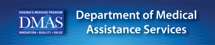 Virginia Department of Medical Assistance Services