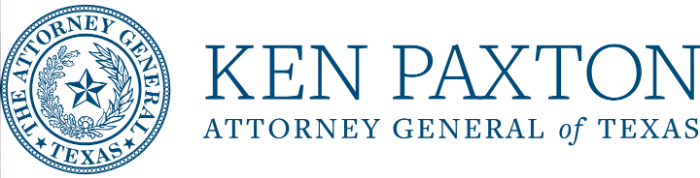 Ken Paxton Attorney General of Texas