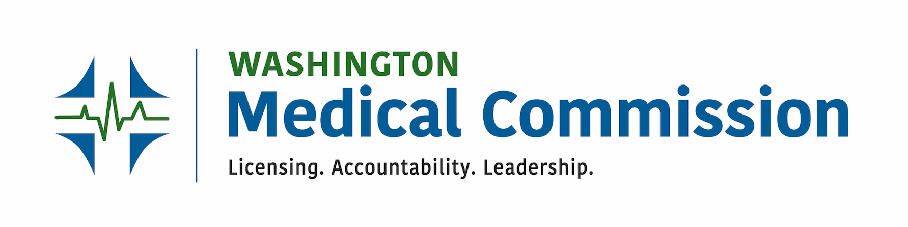Washington Medical Commission Banner