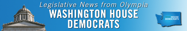 Latest News From Washington House Democrats