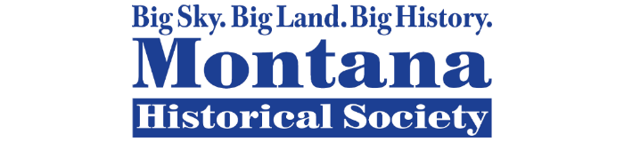Montana Historical Society banner graphic