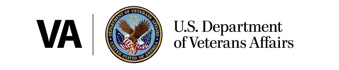 VA seal and banner
