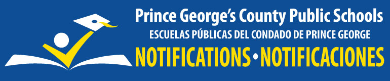 PGCPS Notifications - Notificaciones