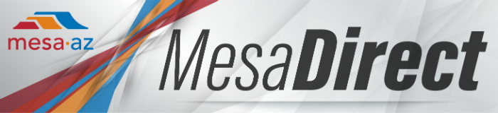 City of Mesa banner graphic